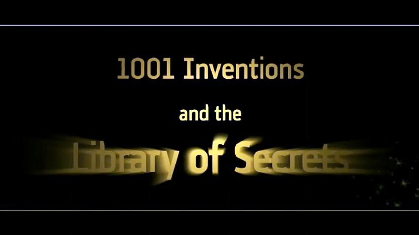 1001 Penemuan dan Perpustakaan RahasiaMuslim